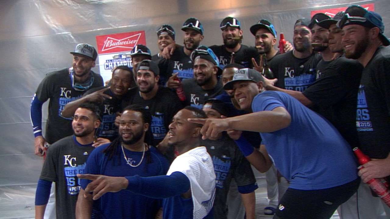 Central heirs: Royals claim division crown