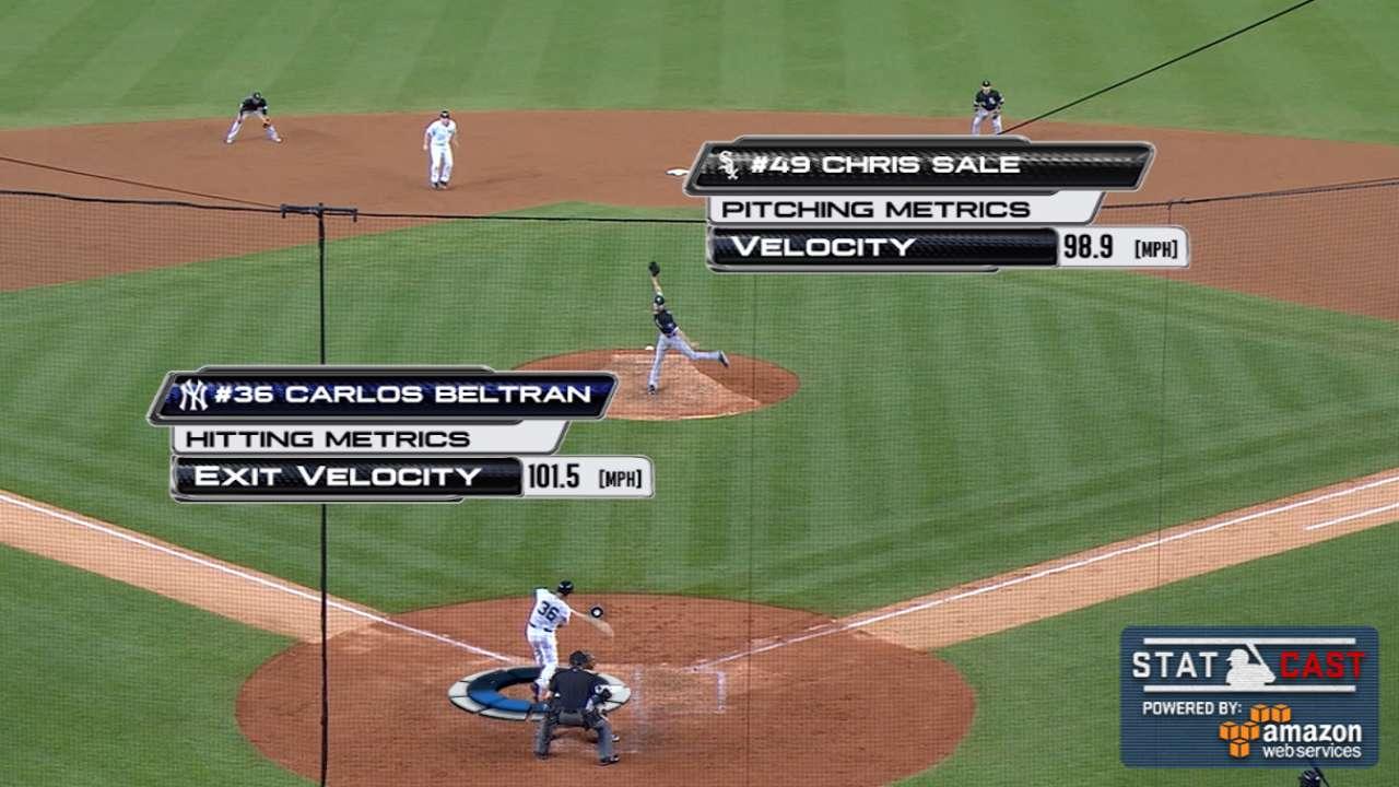 Report: Beltran weighing retirement after 2016