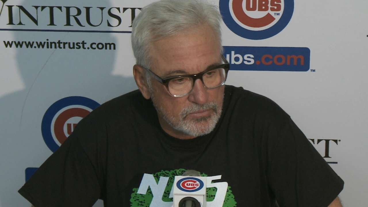 Many Cubs to find out postseason fate late