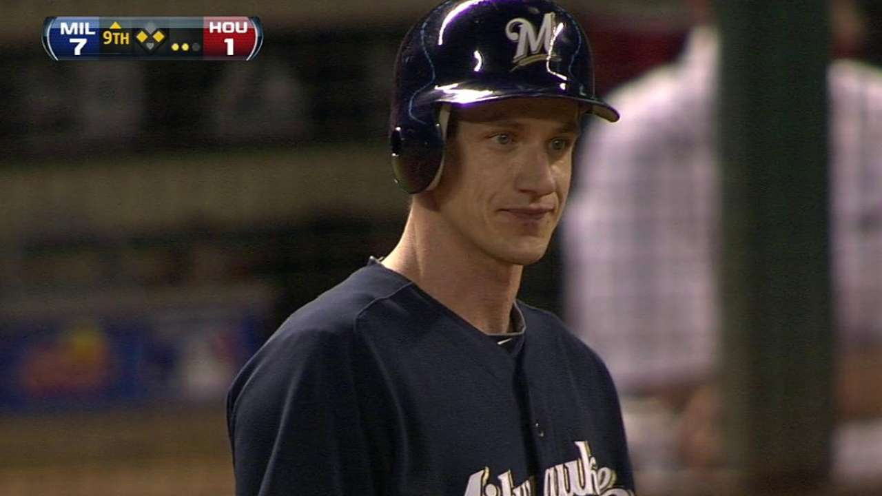 Counsell halts hitting drought