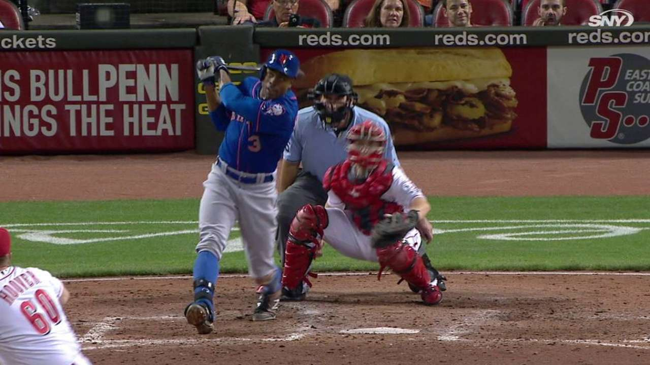 Granderson's three-run blast