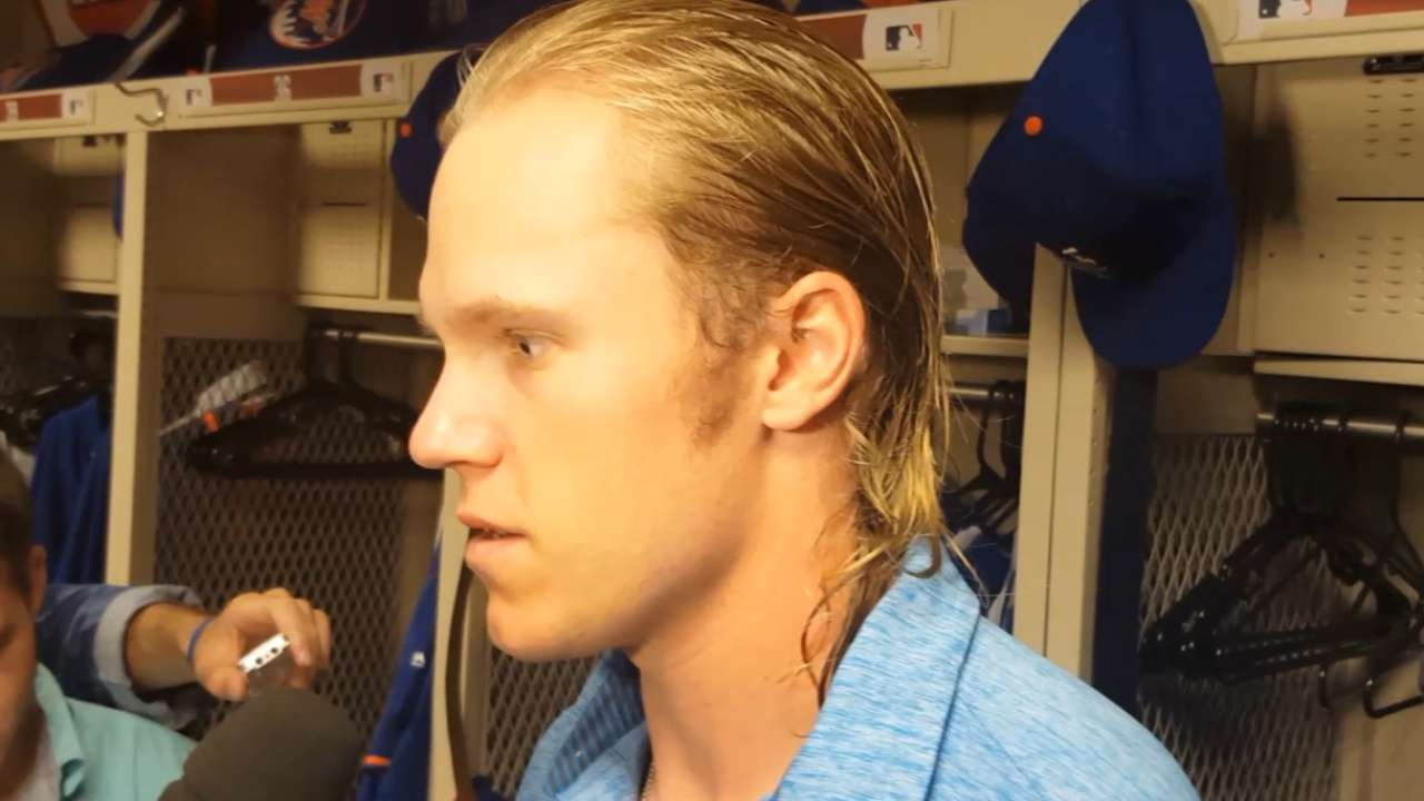 Syndergaard on big win over Reds