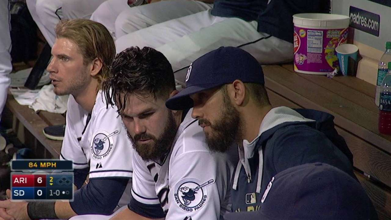 Kelly settles down after pep talk from Shields