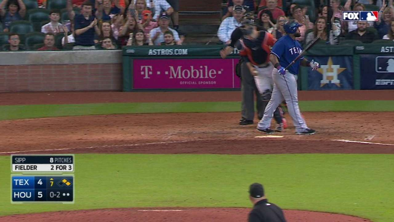 Sipp fans Prince on 3 pitches in huge spot