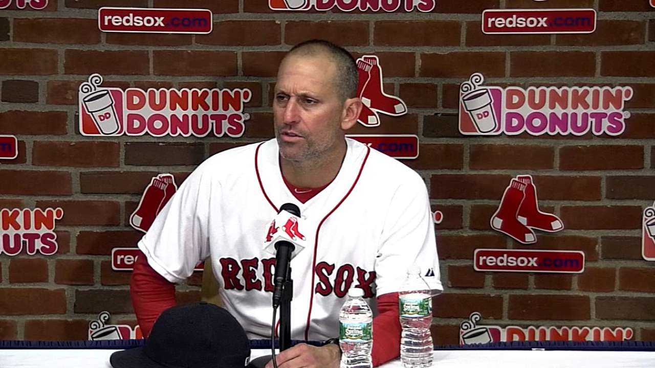 Lovullo learning on job as interim manager