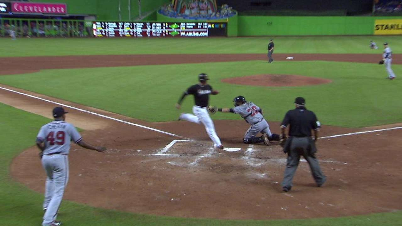 Simmons nabs Bour at home