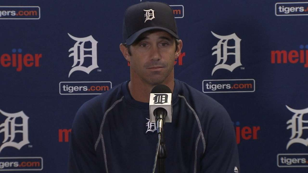 Ausmus expects Tigers to seek closer in offseason