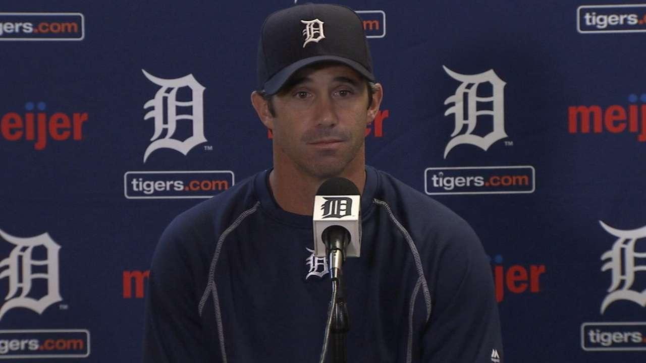 Tigers close to choosing next pitching coach