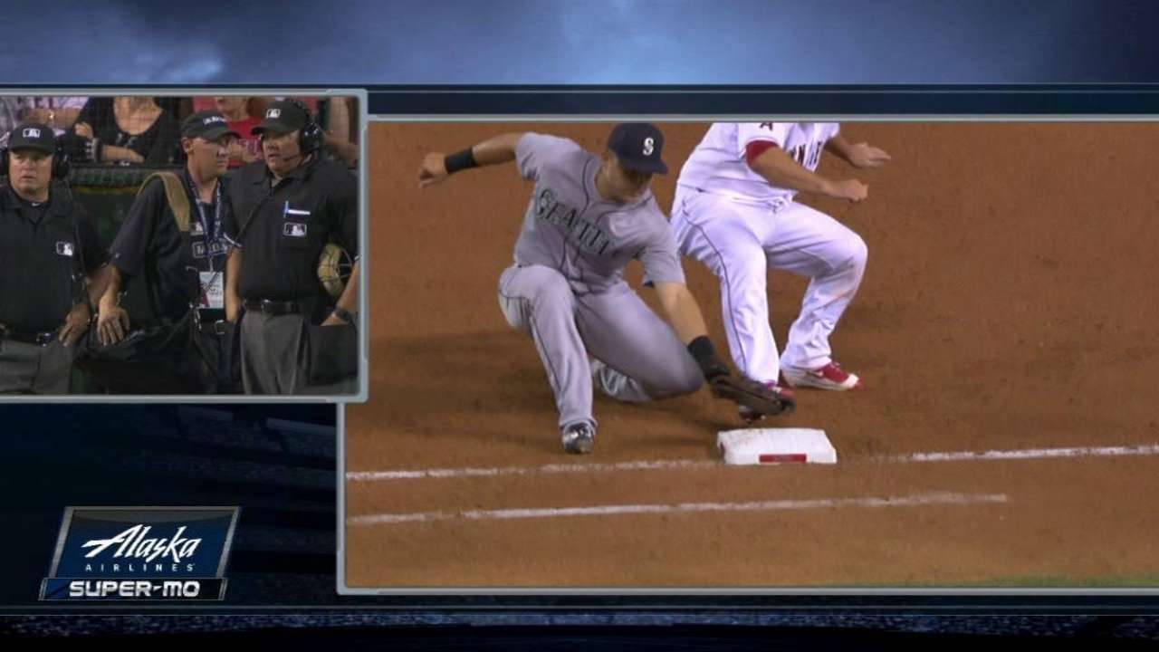 Sucre gets pickoff on review