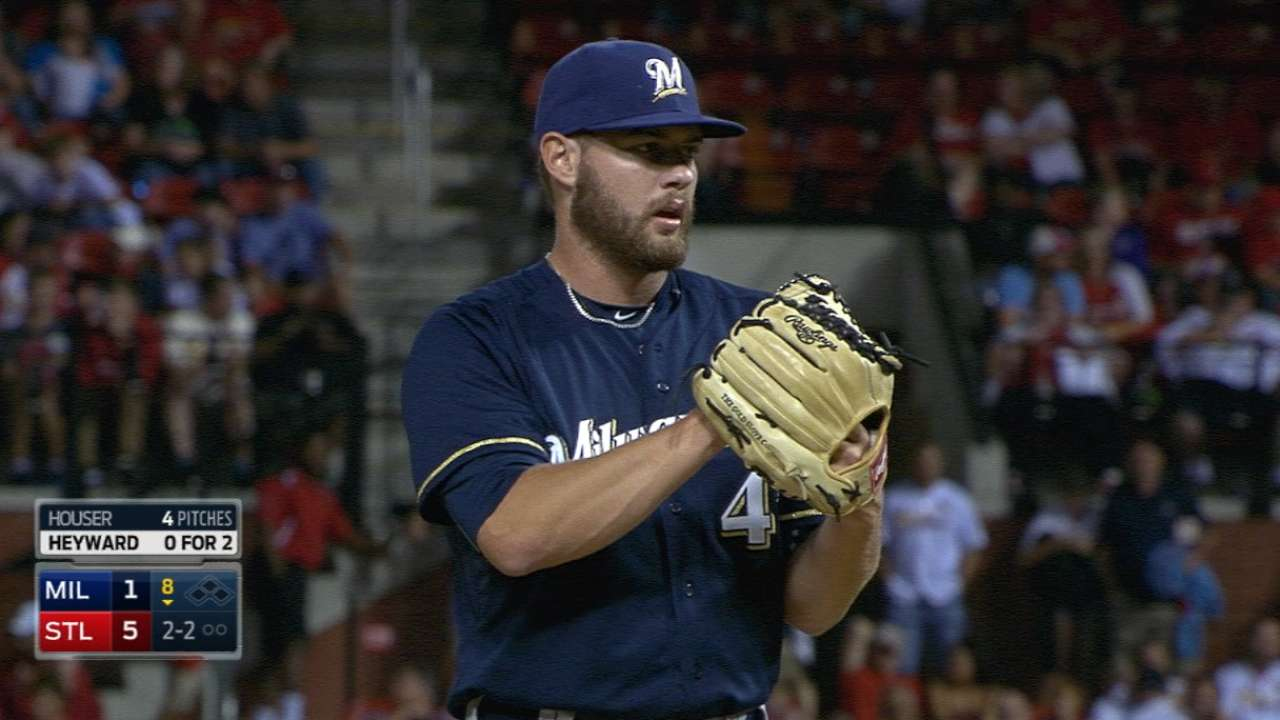 Select group of Brewers prospects gear up for AFL