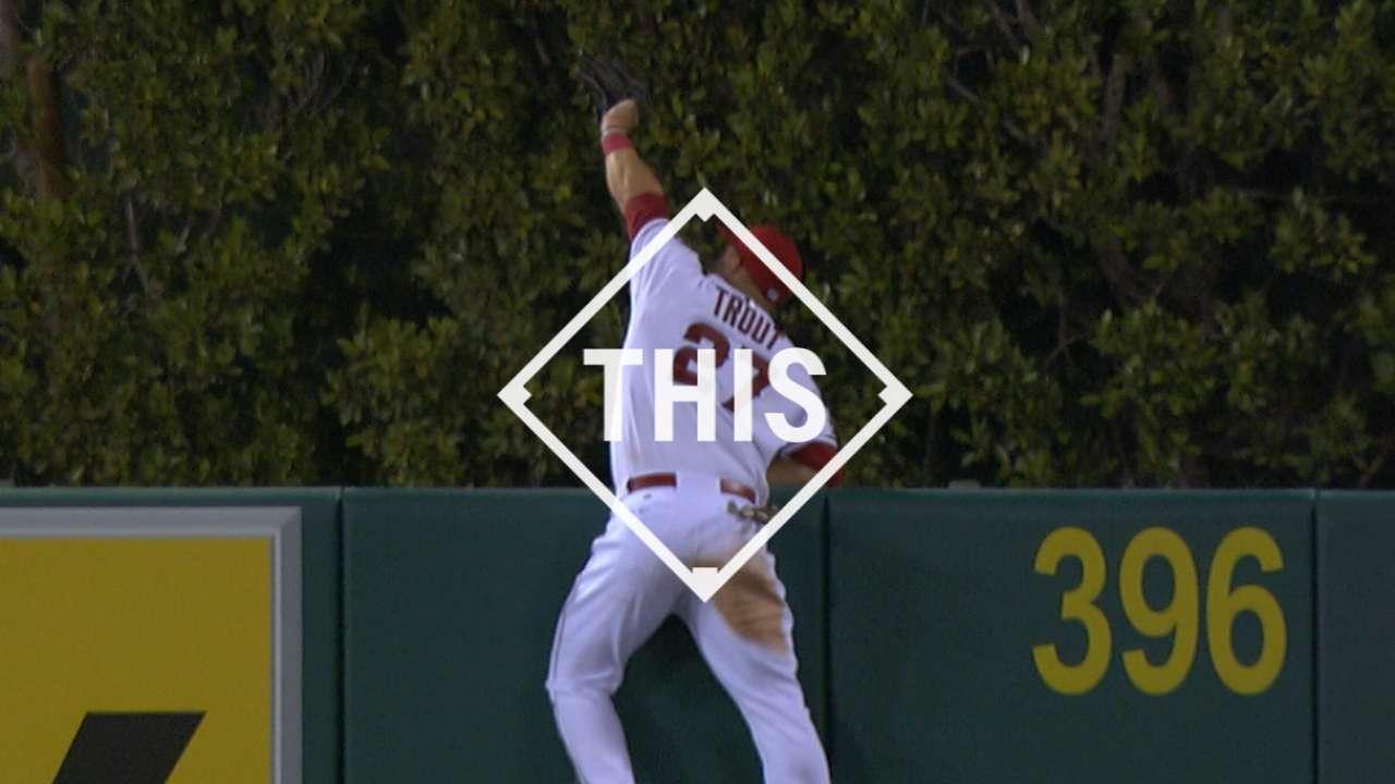 #THIS: Trout robs home run