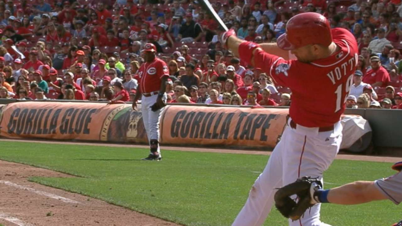 Votto's RBI single