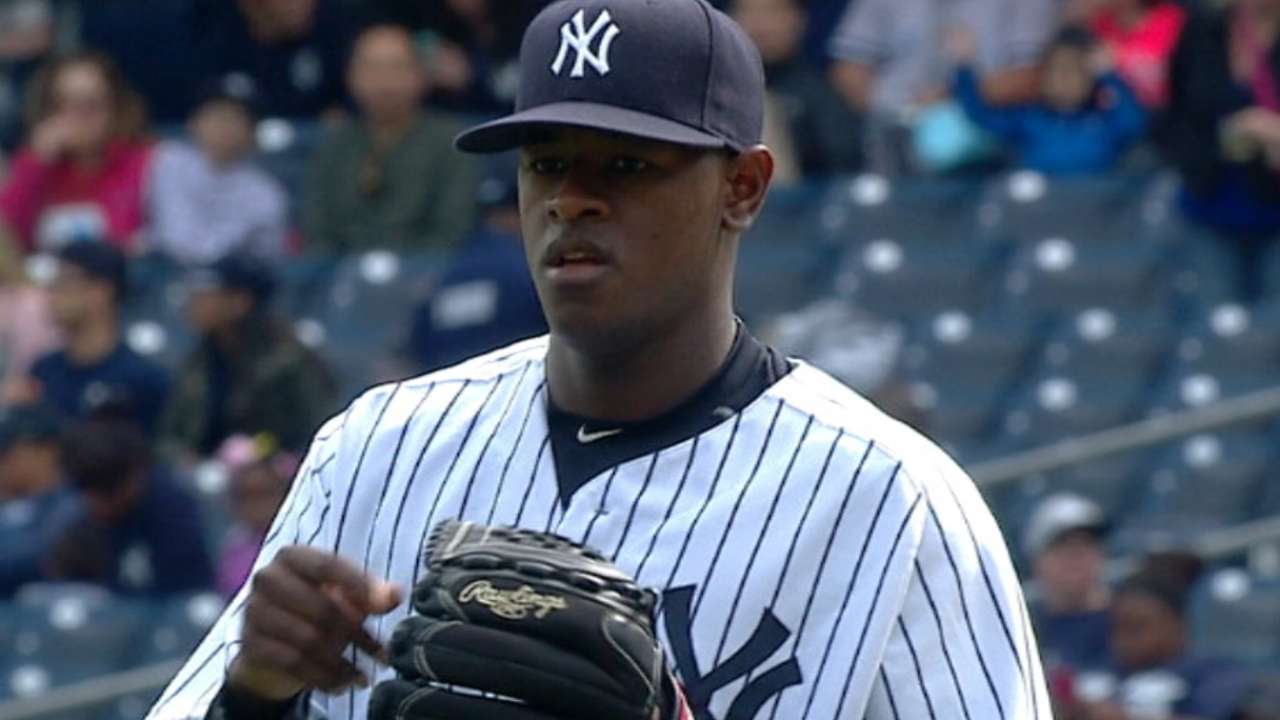 Severino says bring on Wild Card assignment
