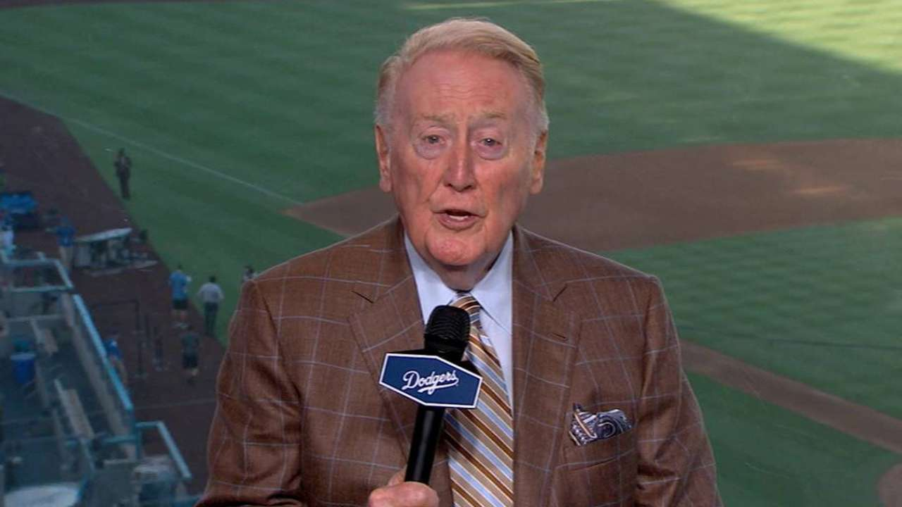 Scully bids farewell to Frazier