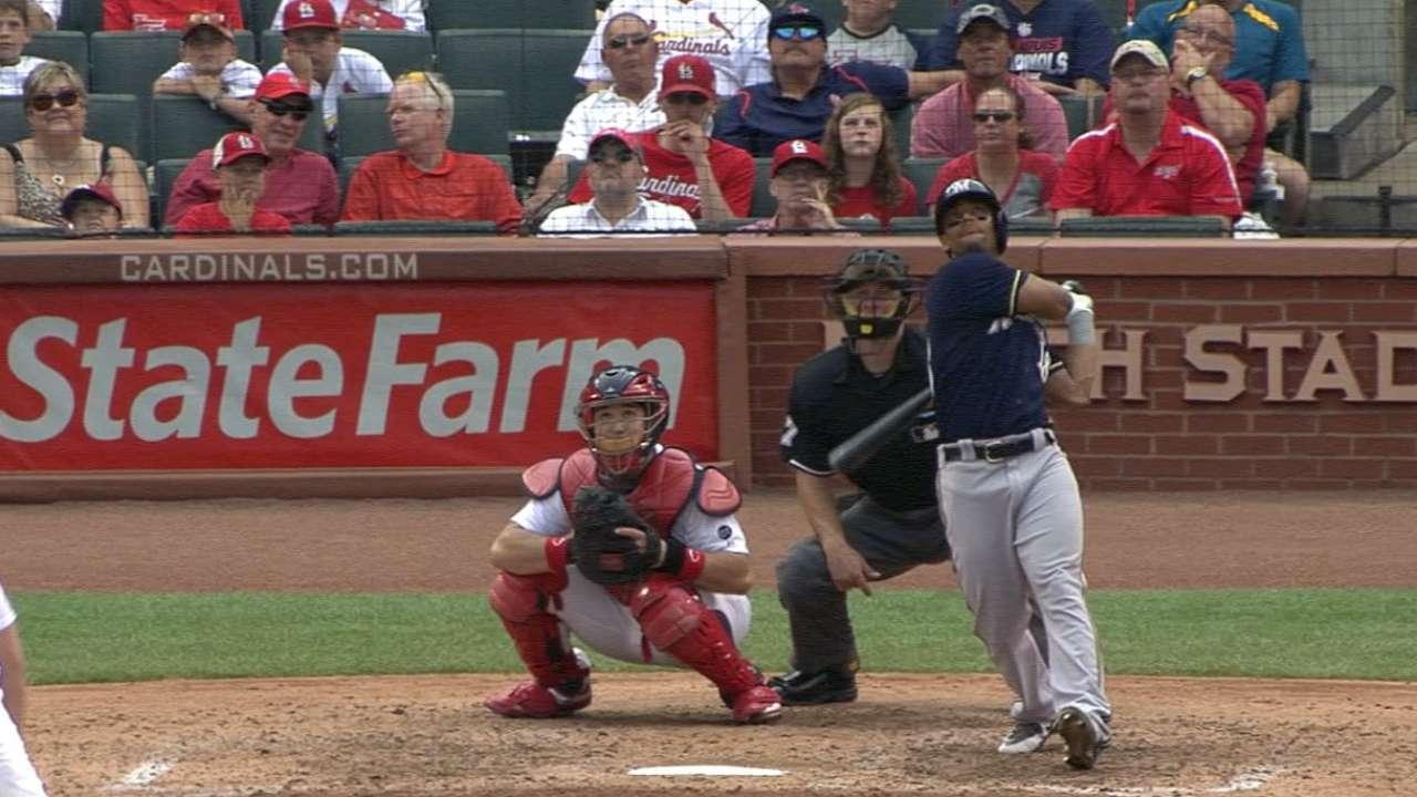 Davis' two-homer day