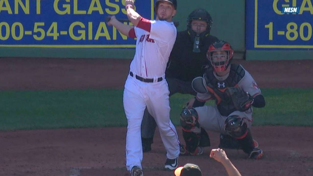 Sox stifle O's in finale to cap series of shutouts