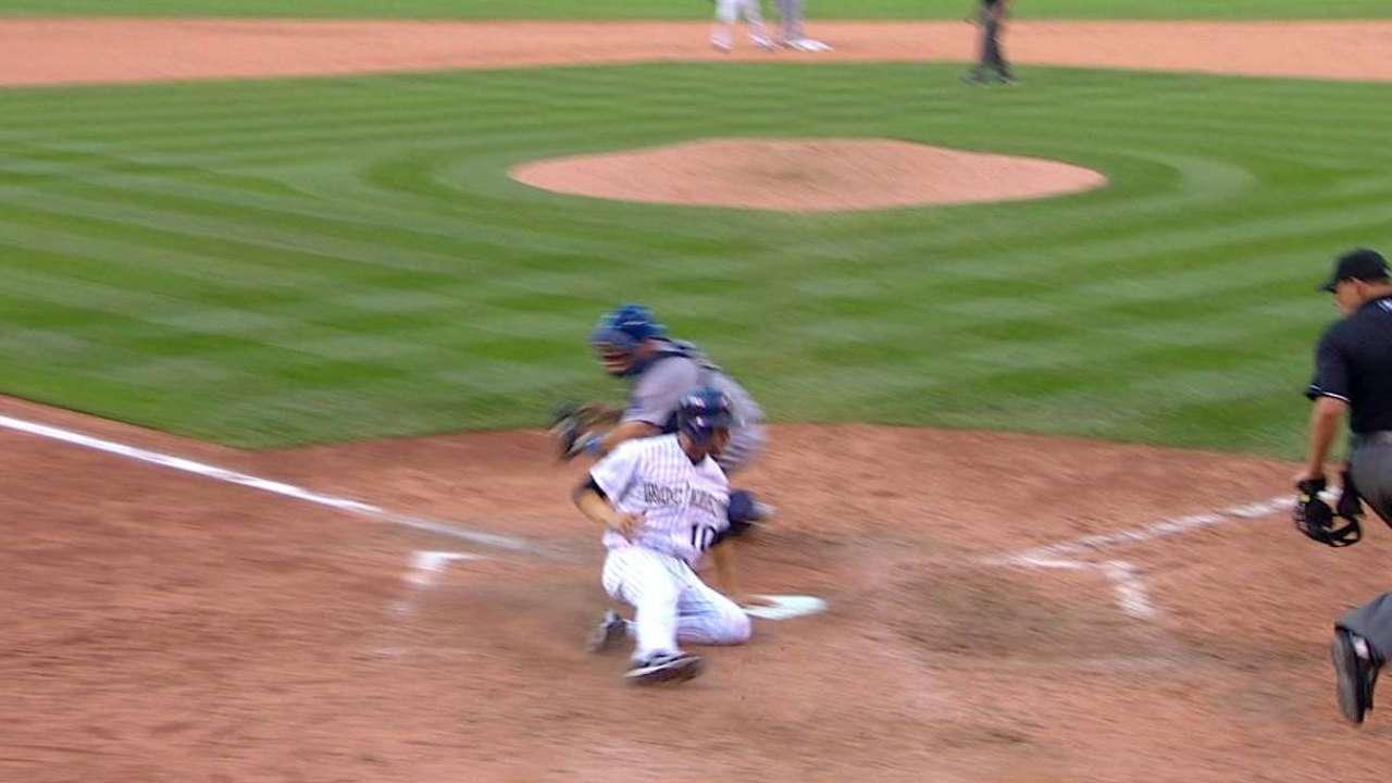 Arenado's 5 RBIs lead Rox to sweep of LA