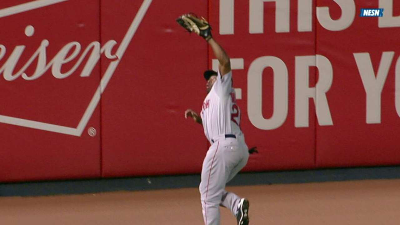 Bradley Jr. steals extra bases