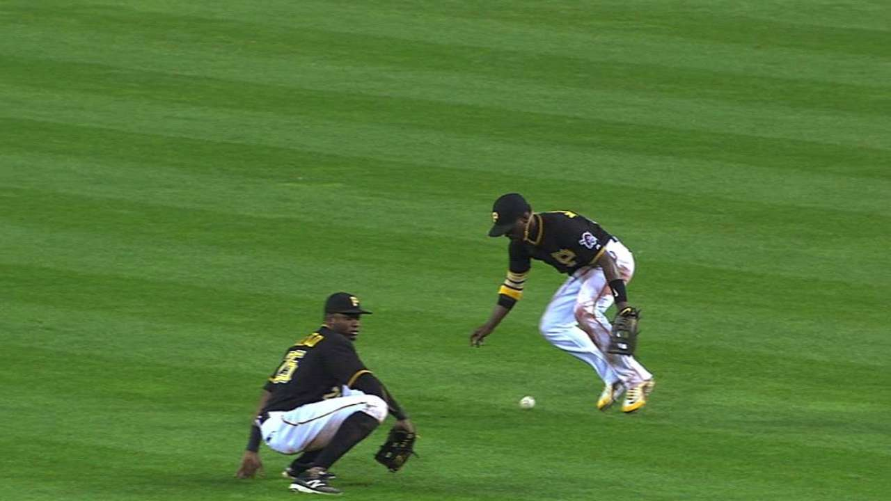 Pirates drop ball in crunch time, fall in wild 9th