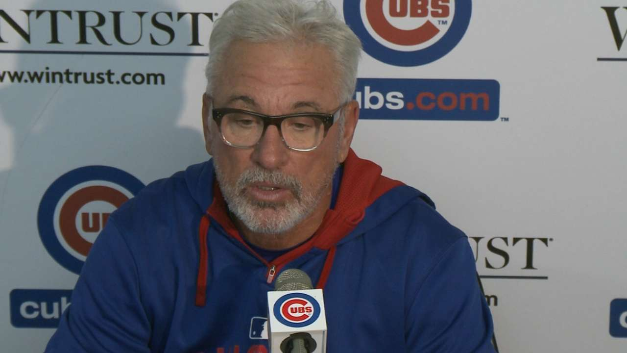 Maddon ready for WC battle in any setting