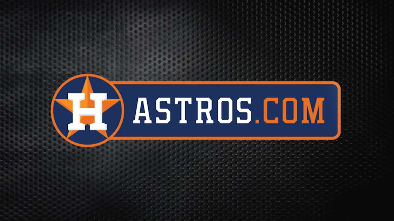 Hinch finds happy home with Astros