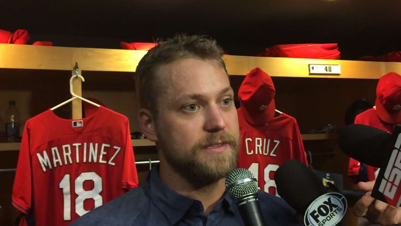 Rosenthal on Cards' saves record