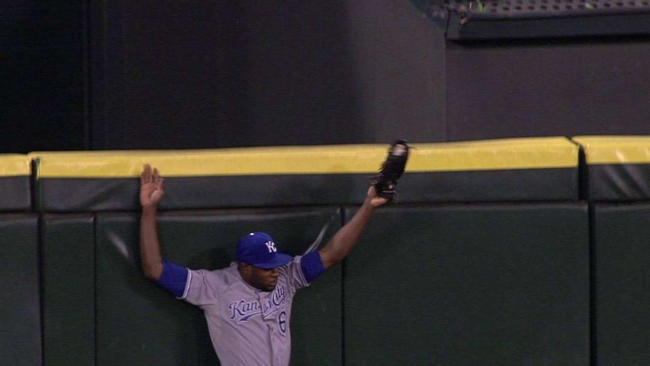 Cain's catch at the wall