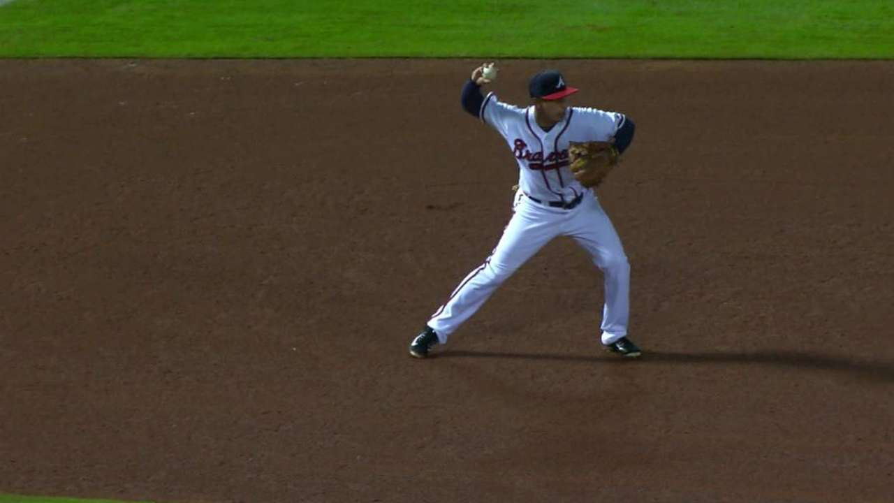 Braves recall Castro, could elevate him at short