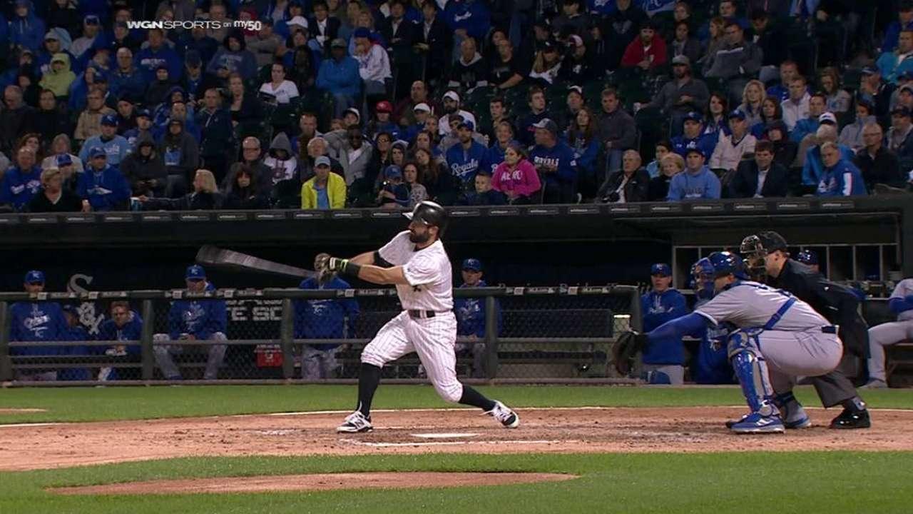 Eaton's two-run homer