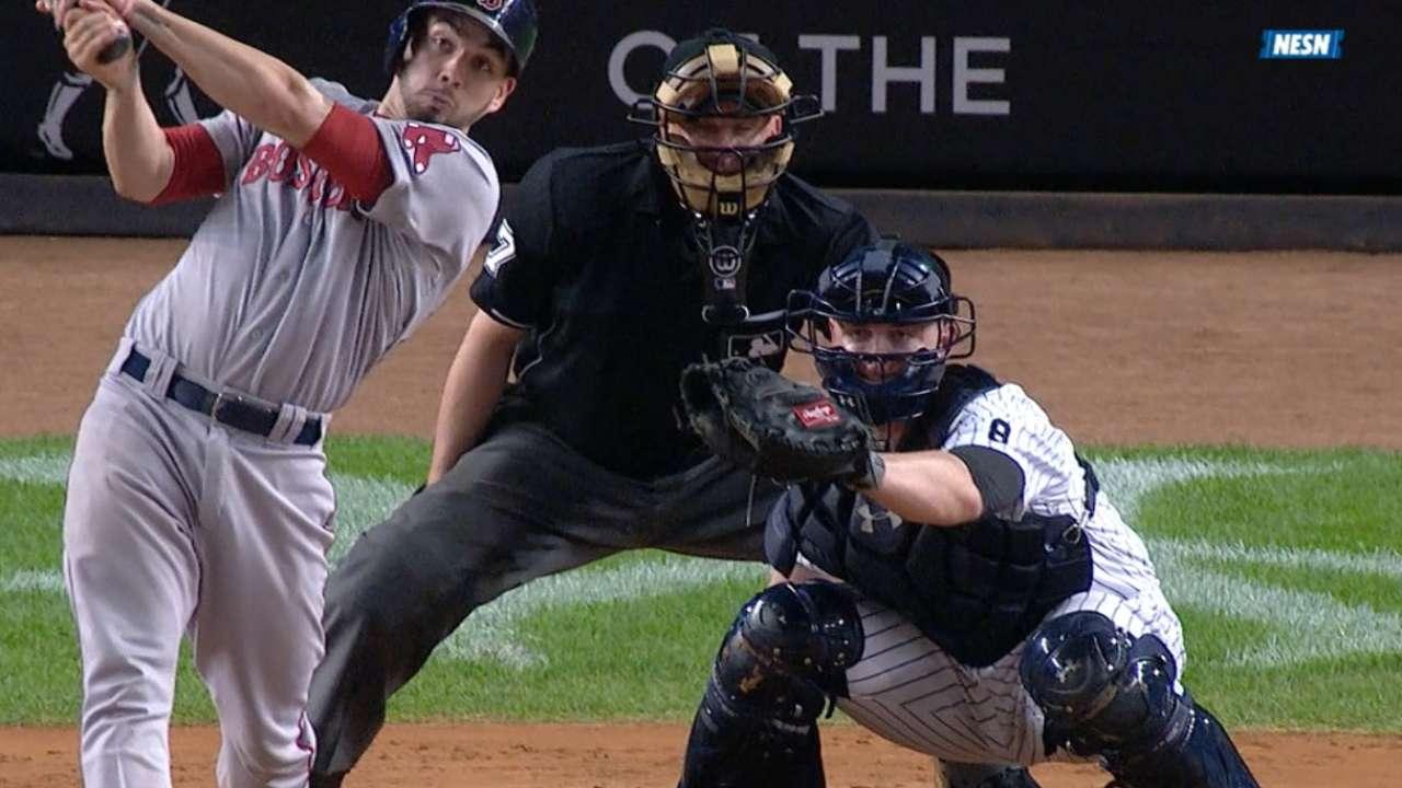 Swihart's two-homer game