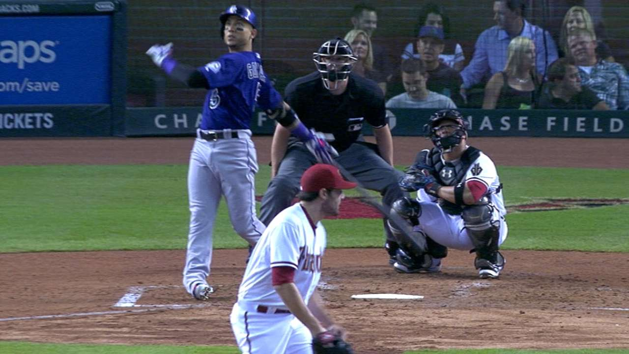 Must C: CarGo's 40th home run