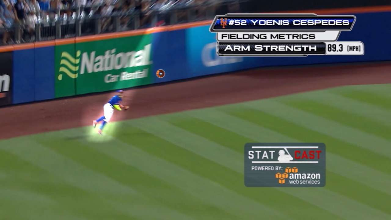 Statcast identifies the rare 'five-tool player'