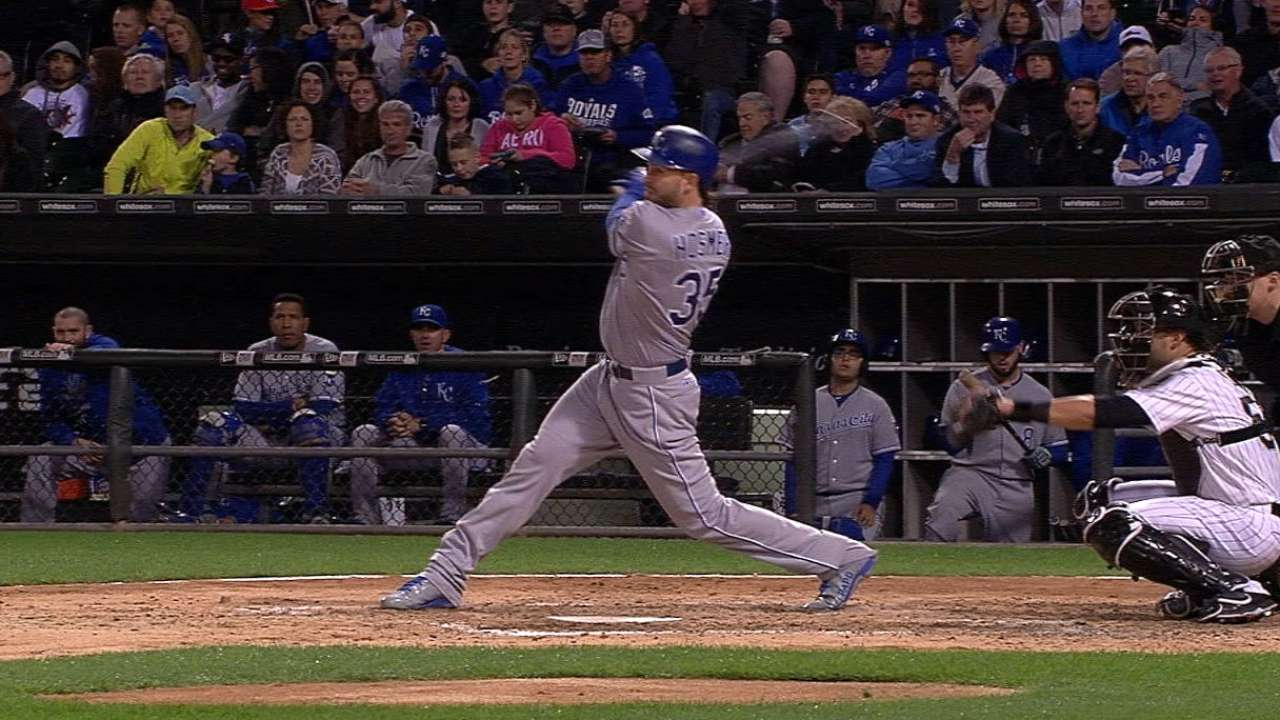 Hosmer, Kendrys homers end Royals' drought