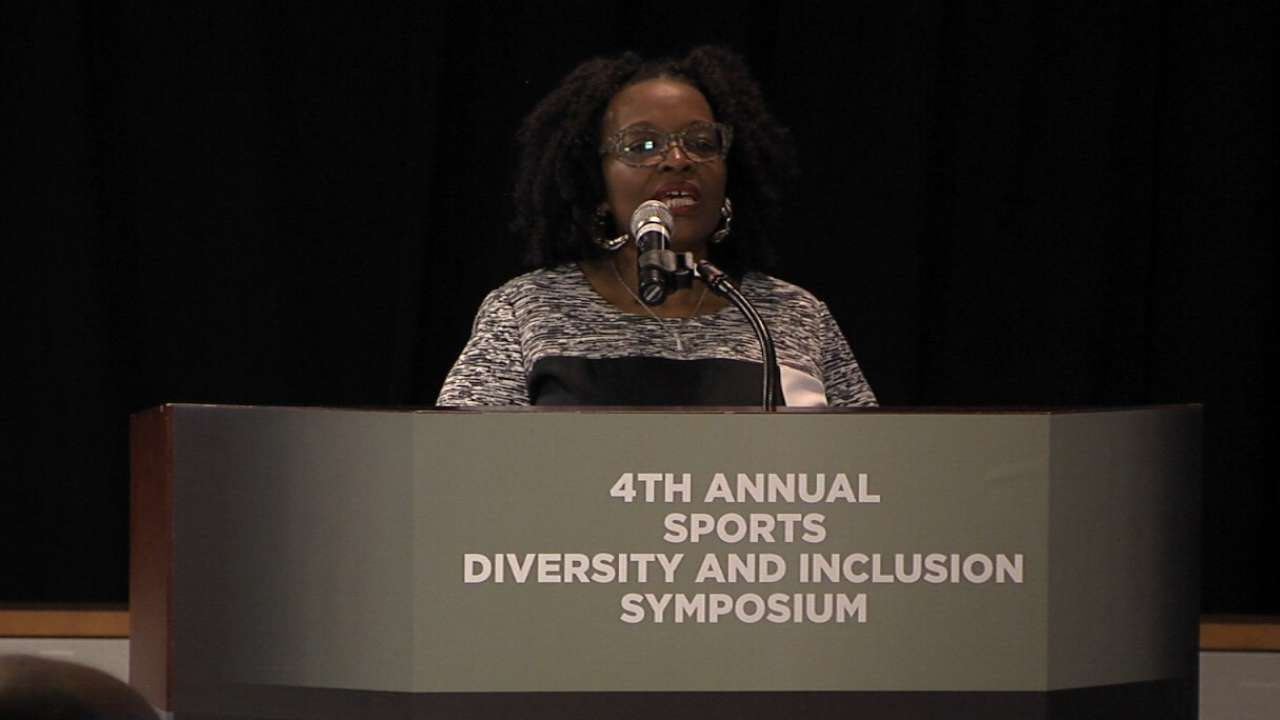 Lewis leading panel on diversity
