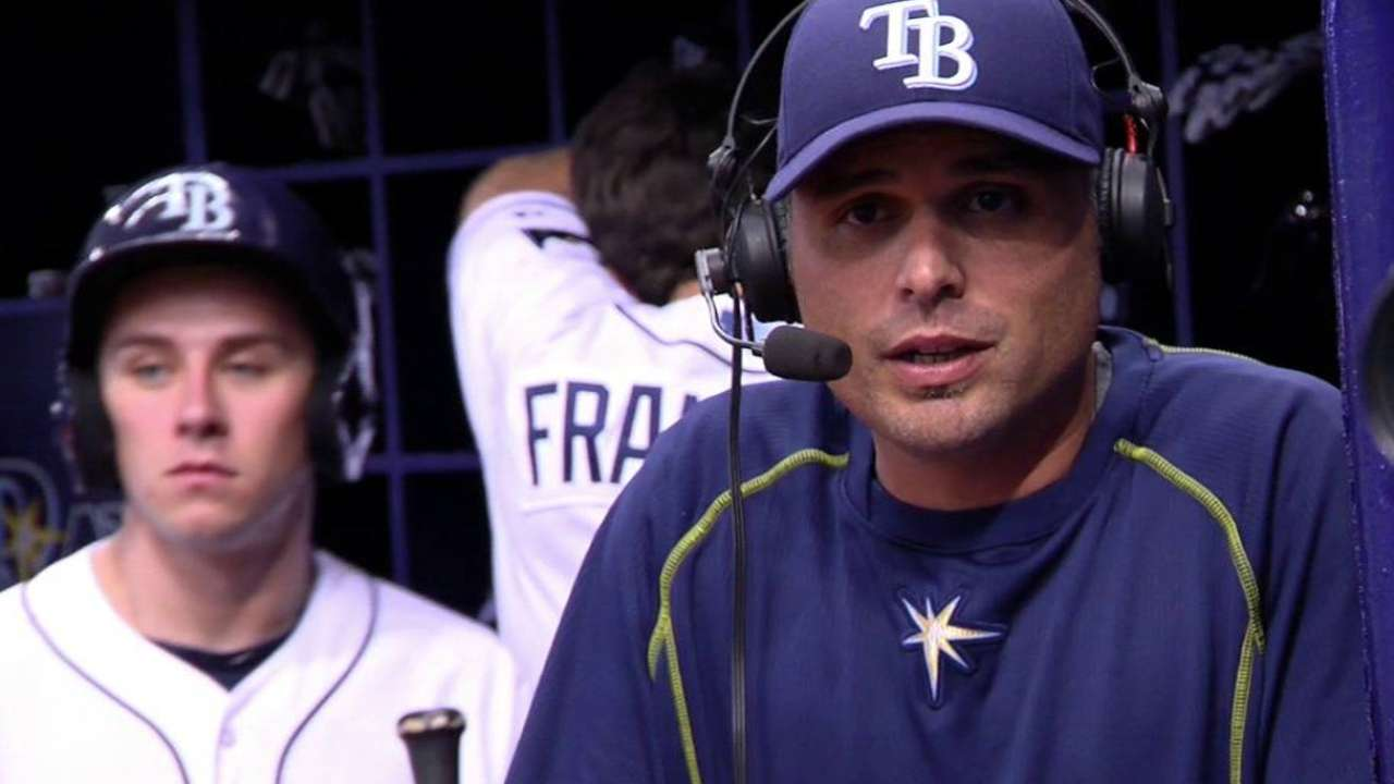 Injury-riddled 2015 may lead to Rays' success
