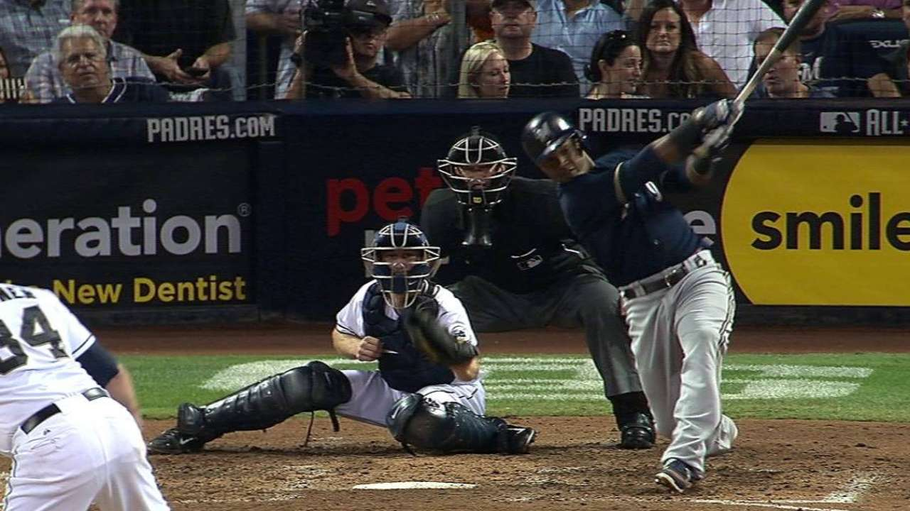 Segura's RBI single