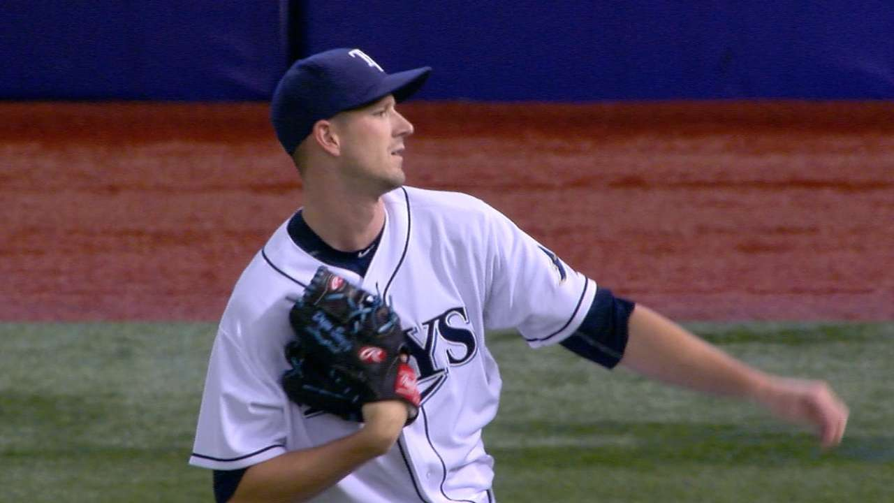 Source: Smyly's case reaches arbitration