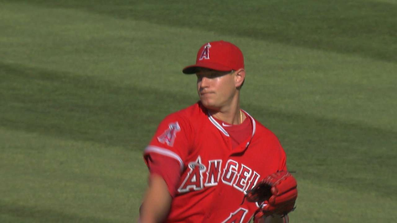 Source: Angels, Richards agree to $6.425 million deal