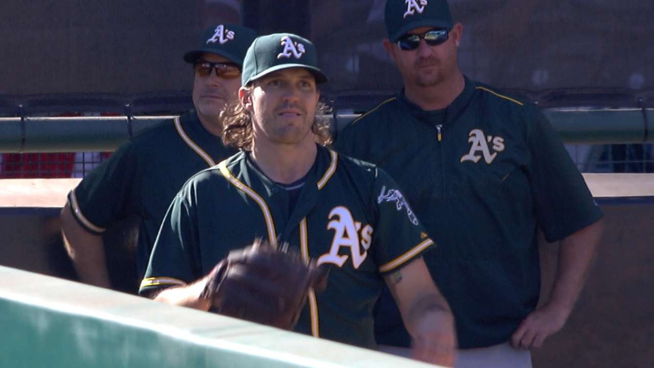 Zito makes second start of 2015