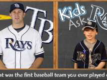 Kids Ask the Rays