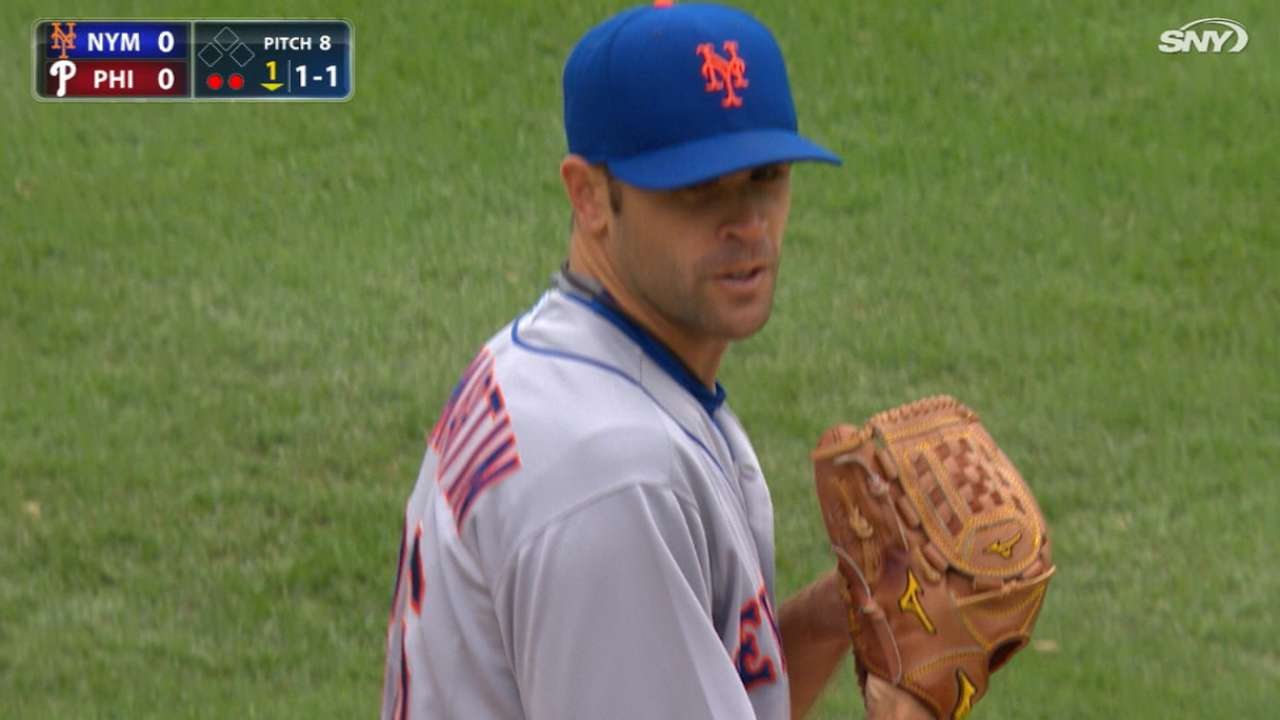 Gilmartin gives Mets needed innings in solid start