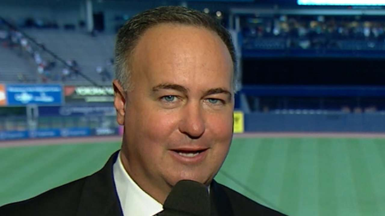 Orsillo excited for new chapter with Padres