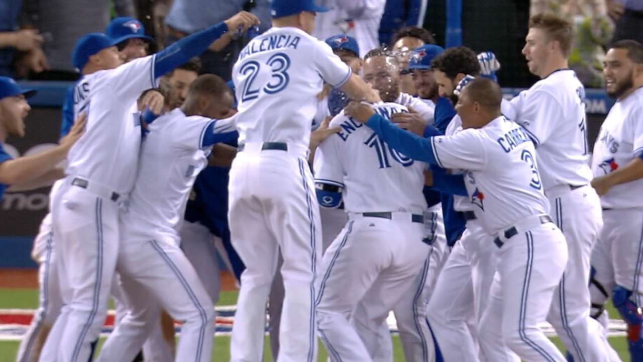 5 things that changed the season for Blue Jays