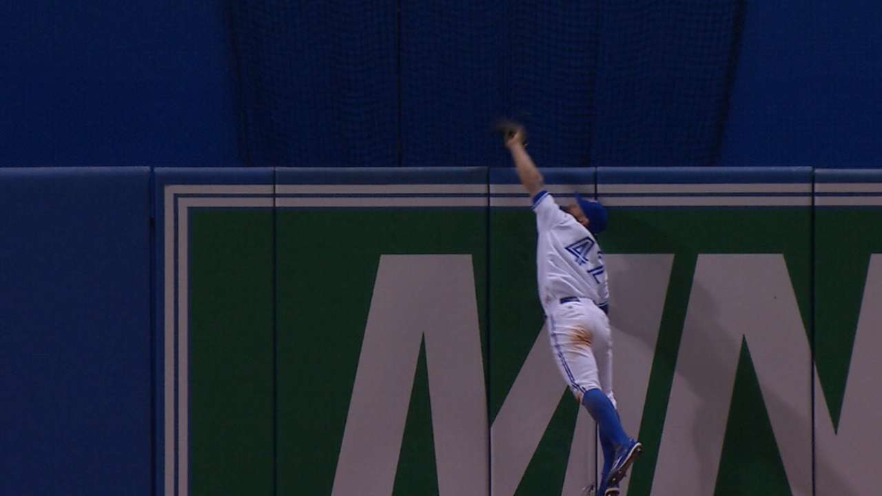 Best Play, Defense: Pillar