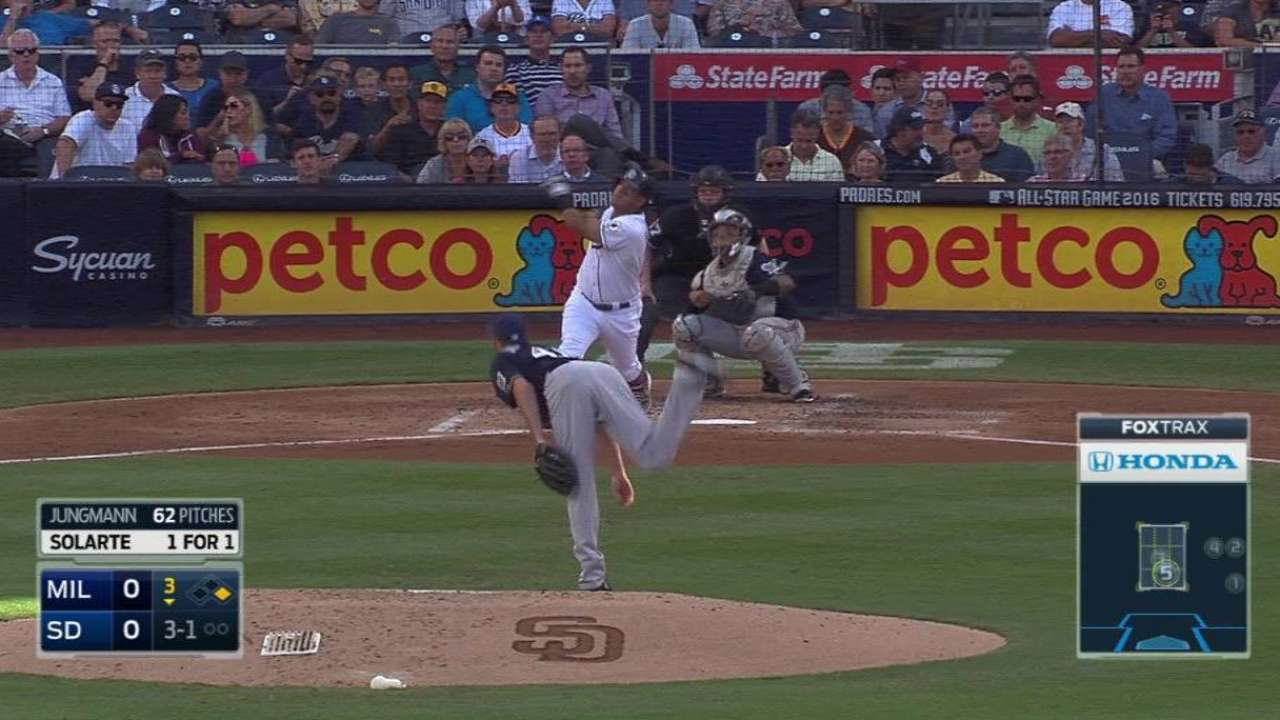 Solarte's two-run homer