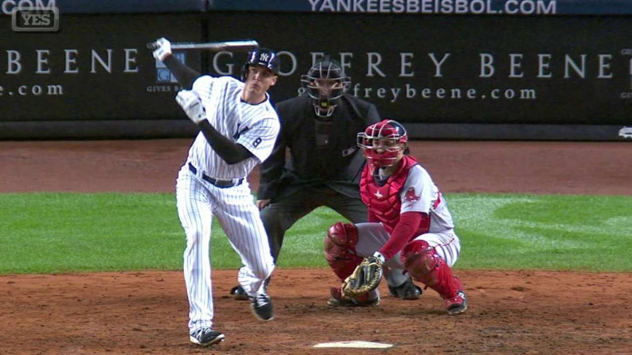 Yanks rookie Bird unfazed by playoff pressure