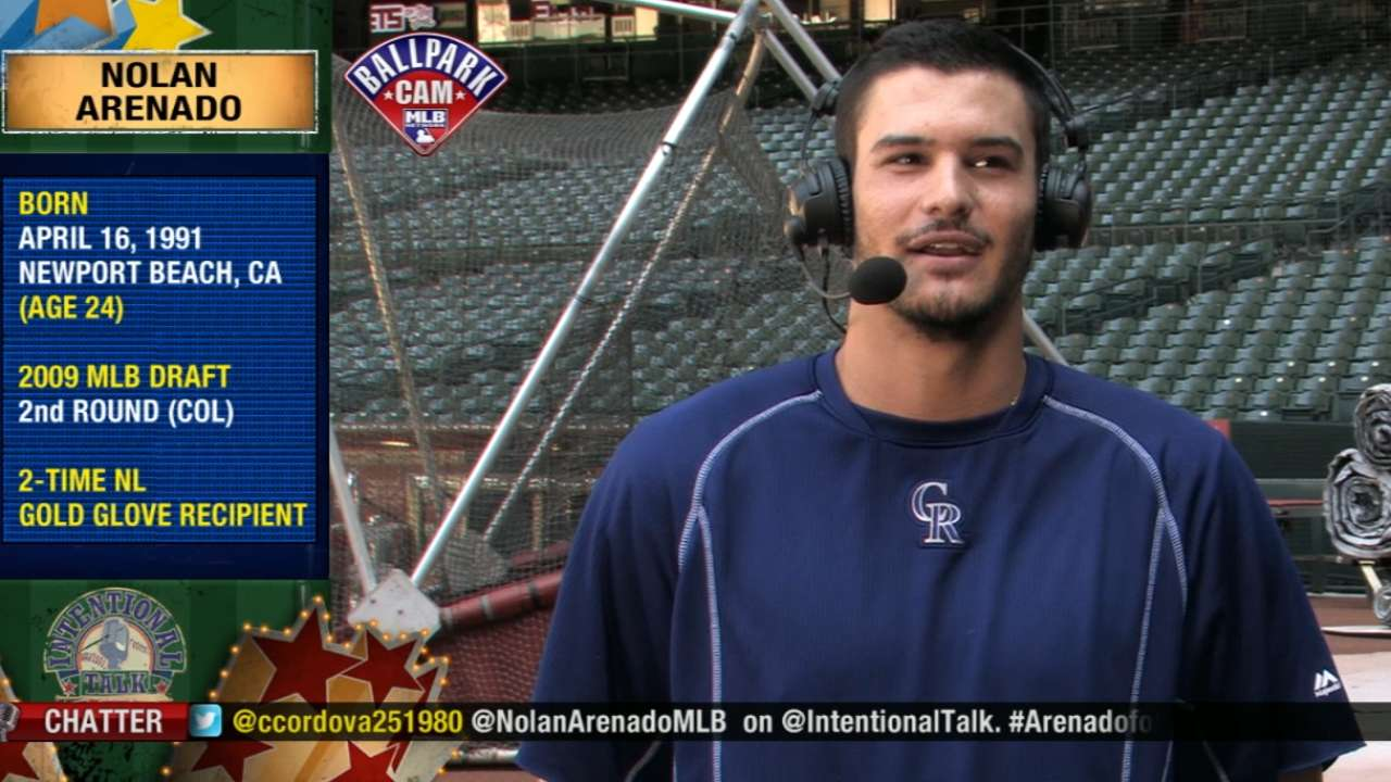 Stats of the Day: Arenado puts in extra effort