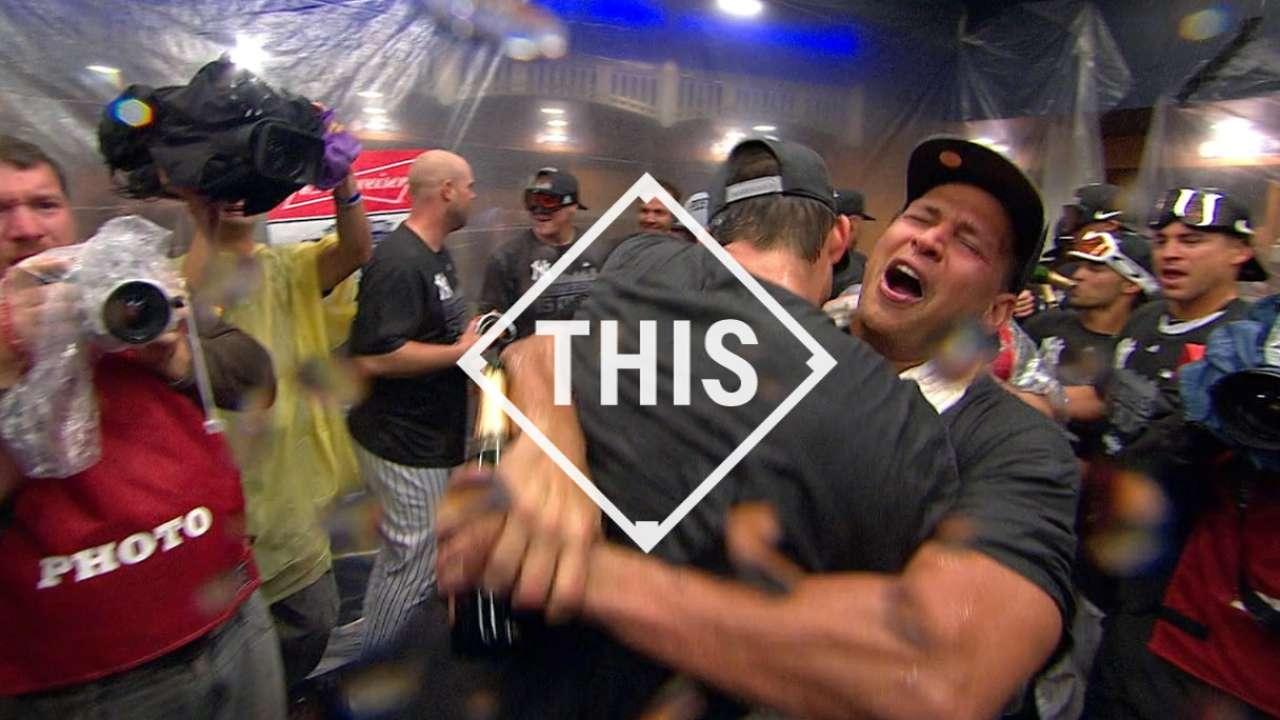 A-Rod's celebration highlights top GIFs