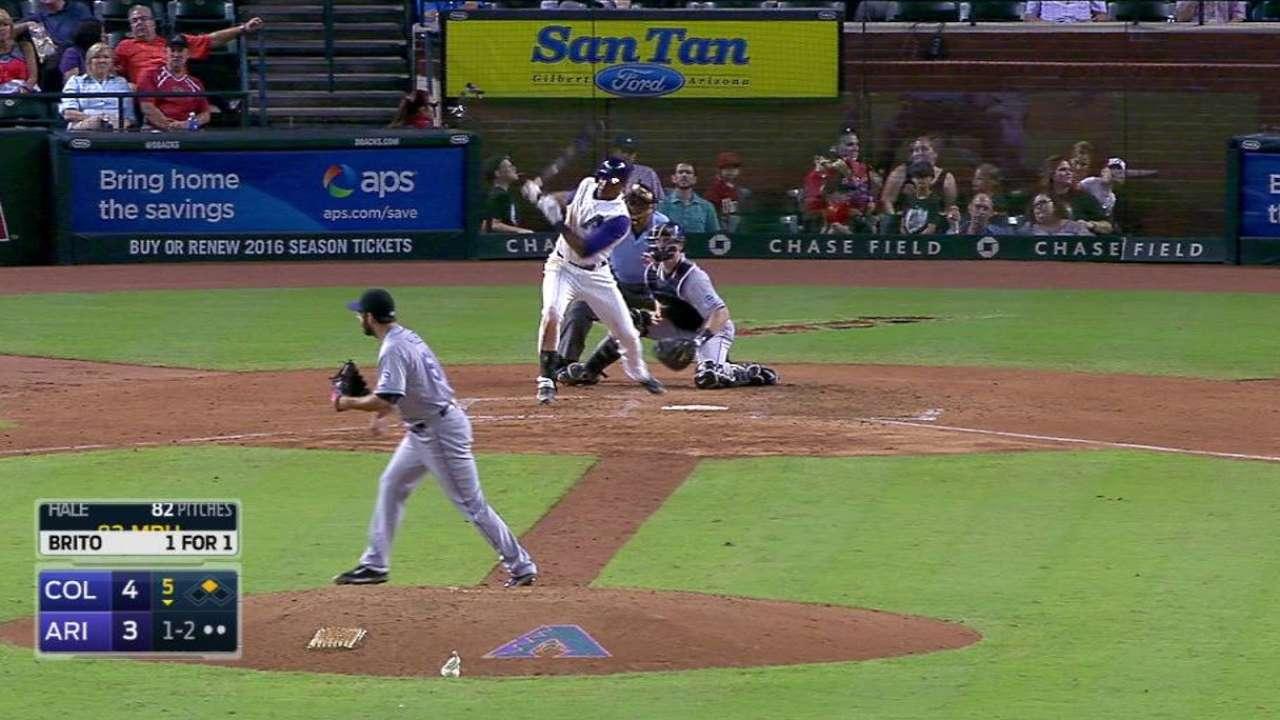 D-backs' seventh-inning rally tops Rockies