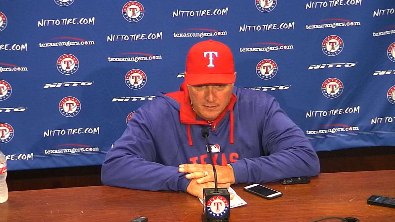 Banister on clinching postseason